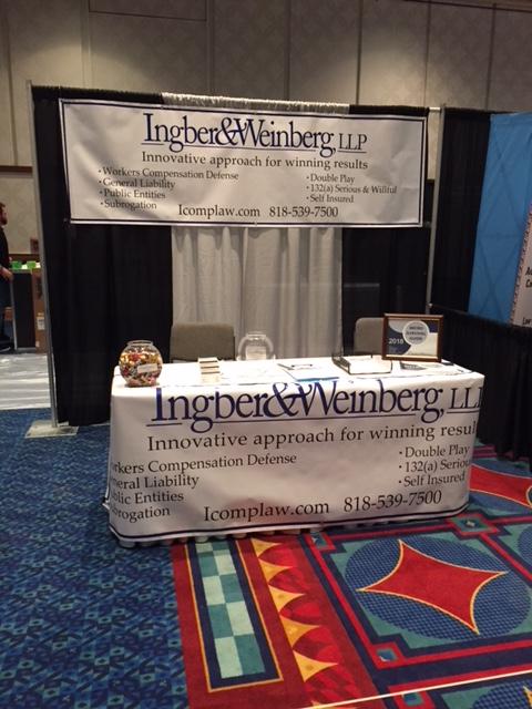 INGBER & WEINBERG Booth Image